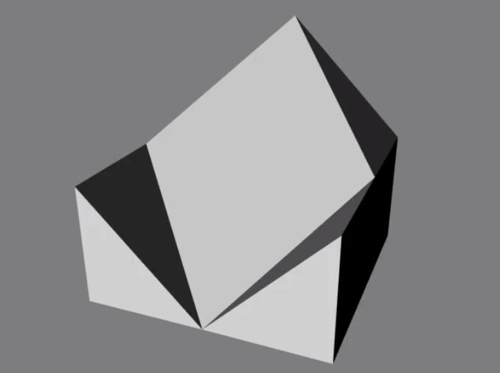 Image of K-dron shape