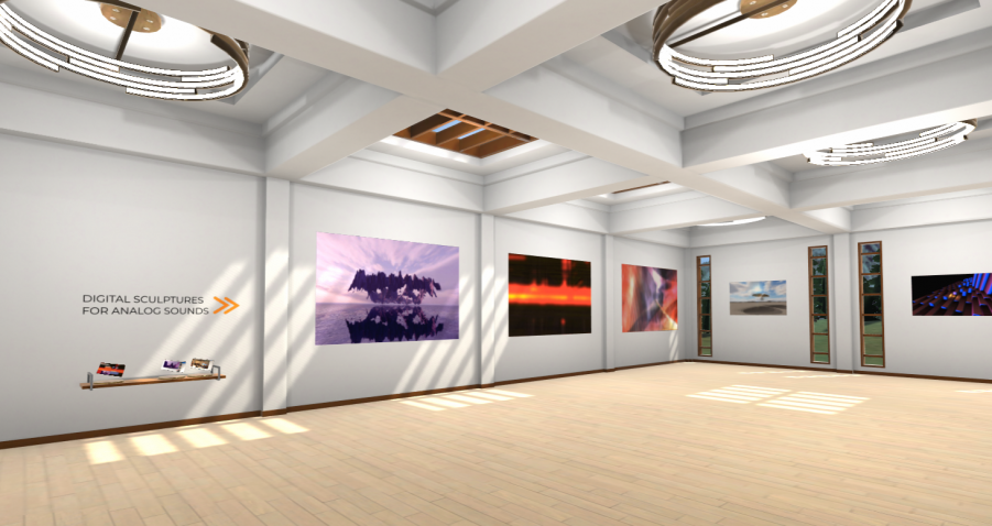 Image of Laksom Gallery space